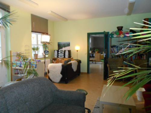 Entspannungs- und Medienzimmer